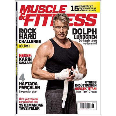 Muscle & Fitness Dergisi Haziran 2015 Sayısı