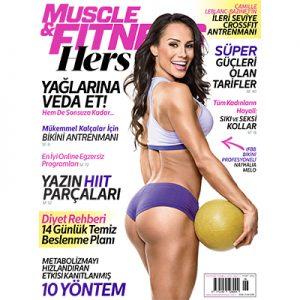 Muscle & Fitness Hers Haziran/Temmuz 2015 Sayısı