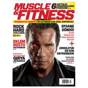 Muscle & Fitness Temmuz 2015 Sayısı