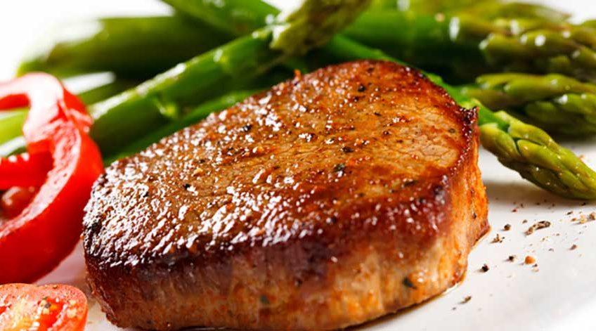 Steak-Asparagus