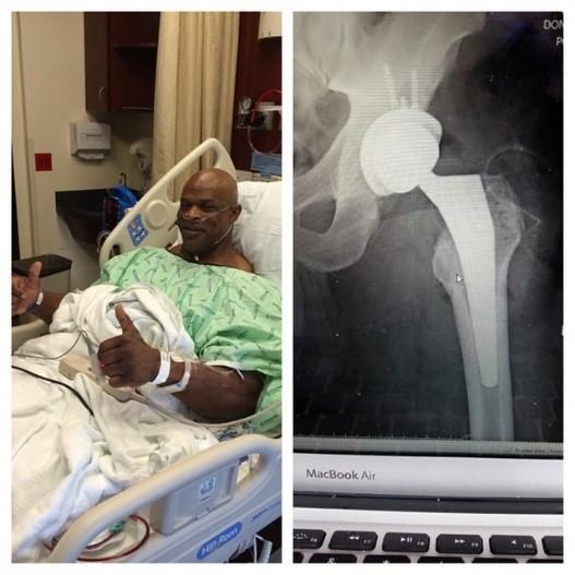 hip surgery comment