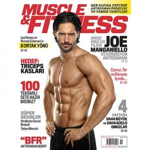 Muscle & Fitness Ekim 2015