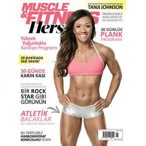 Muscle & Fitness Hers Kasım 2015