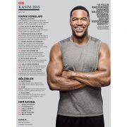 Muscle & Fitness Kasım 2015 İçindekiler