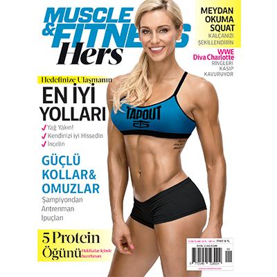Muscle & Fitness Hers Coak/Şubat 2016