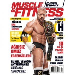 Muscle & Fitness Mayıs 2016