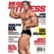 Muscle & Fitness Haziran 2016
