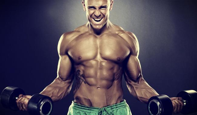 Testosteron seviyenizi arttırmak için daha fazla antrenman yapın.