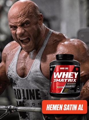 hardline whey matrix protein tozu