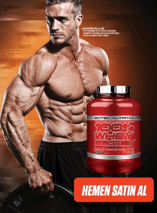 Scitec 100 Whey Protein