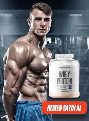 supplementler nutrition whey protein