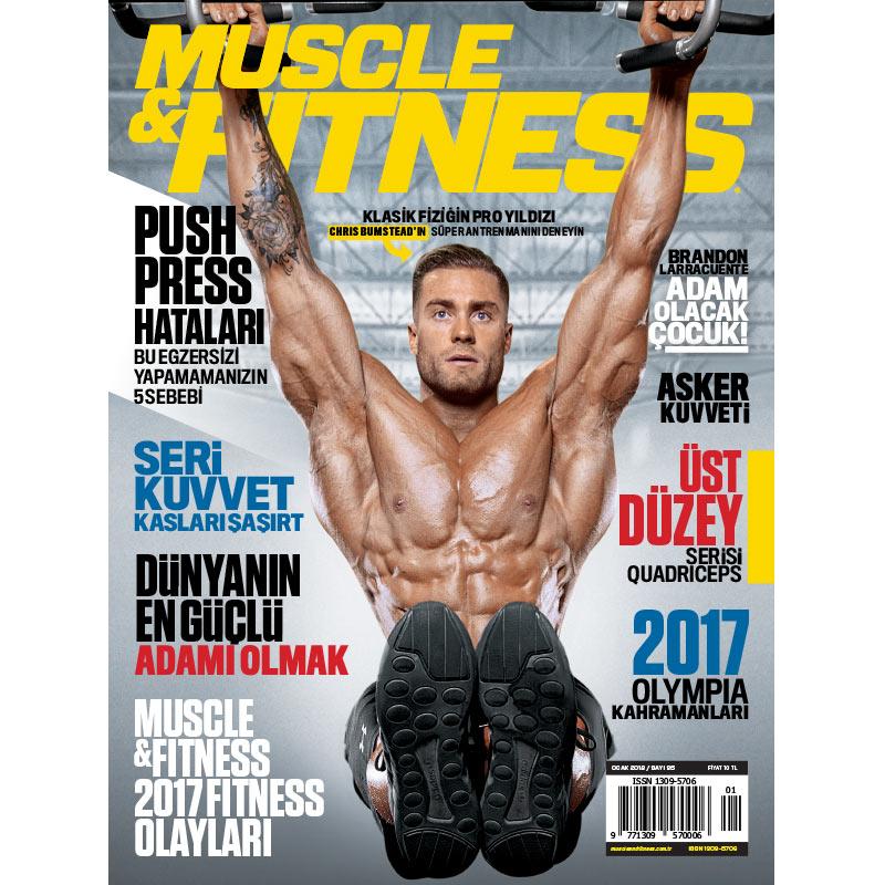 Muscle & Fitness Ocak 2018