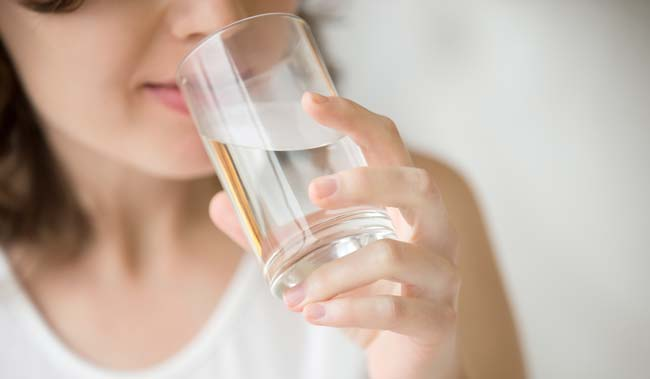 Suyun yorgunluk ve metabolizmaya etkisi.