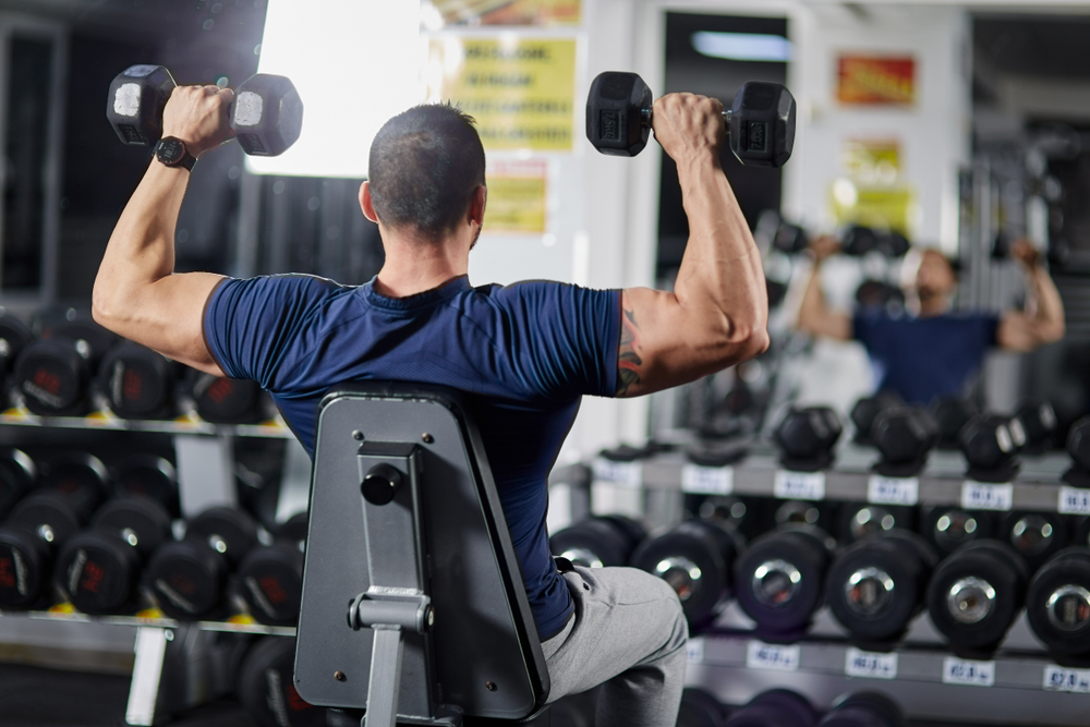 shoulder-press