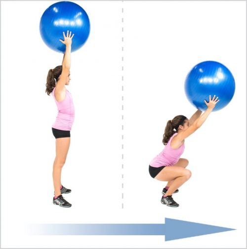 pilates-topu-ile-gobek-ve-basen-eritme-egzersizleri