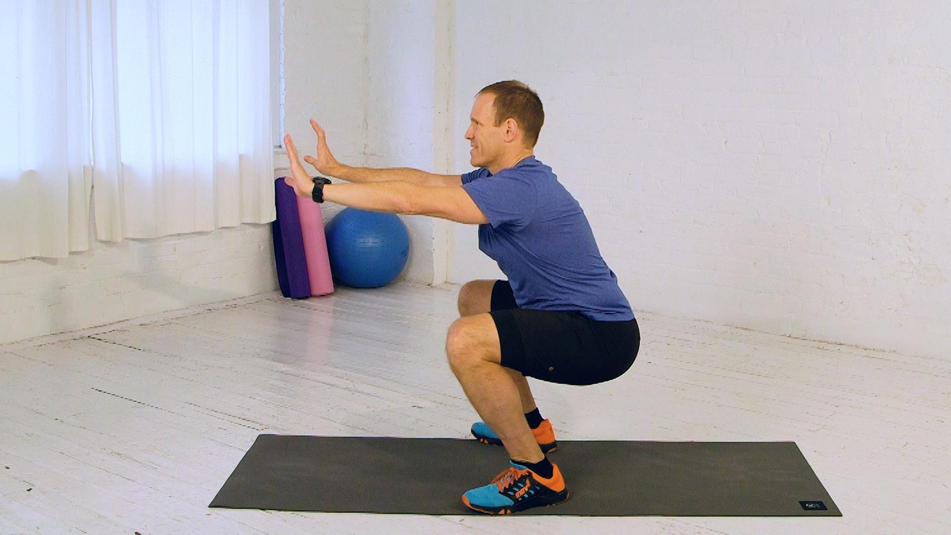 squat-egzersizi