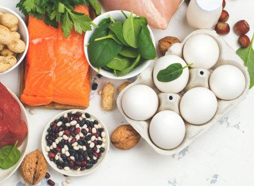 protein ile hacminizi artırıp dikkat çekebilirsiniz
