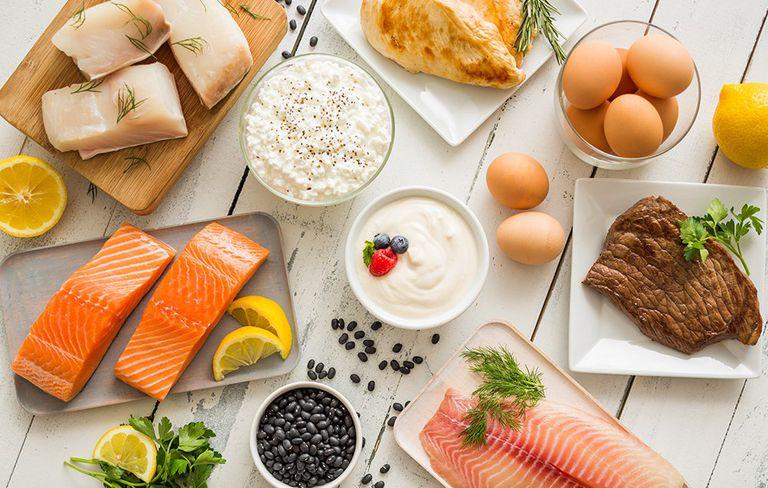 proteinli gıdalar sayesinde hacim yapın