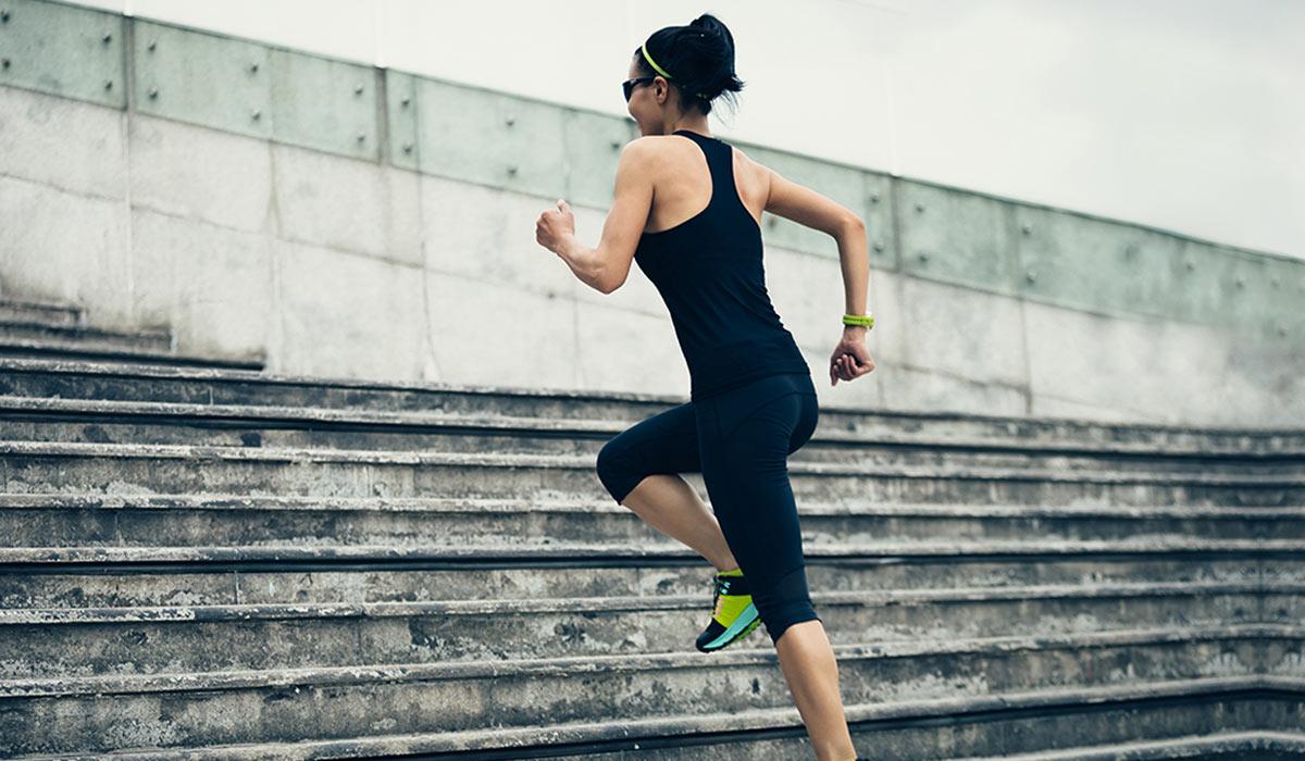 Yağlara Veda Edeceğiniz Merdiven Çıkma Antrenmanı | Muscle & Fitness Türkiye