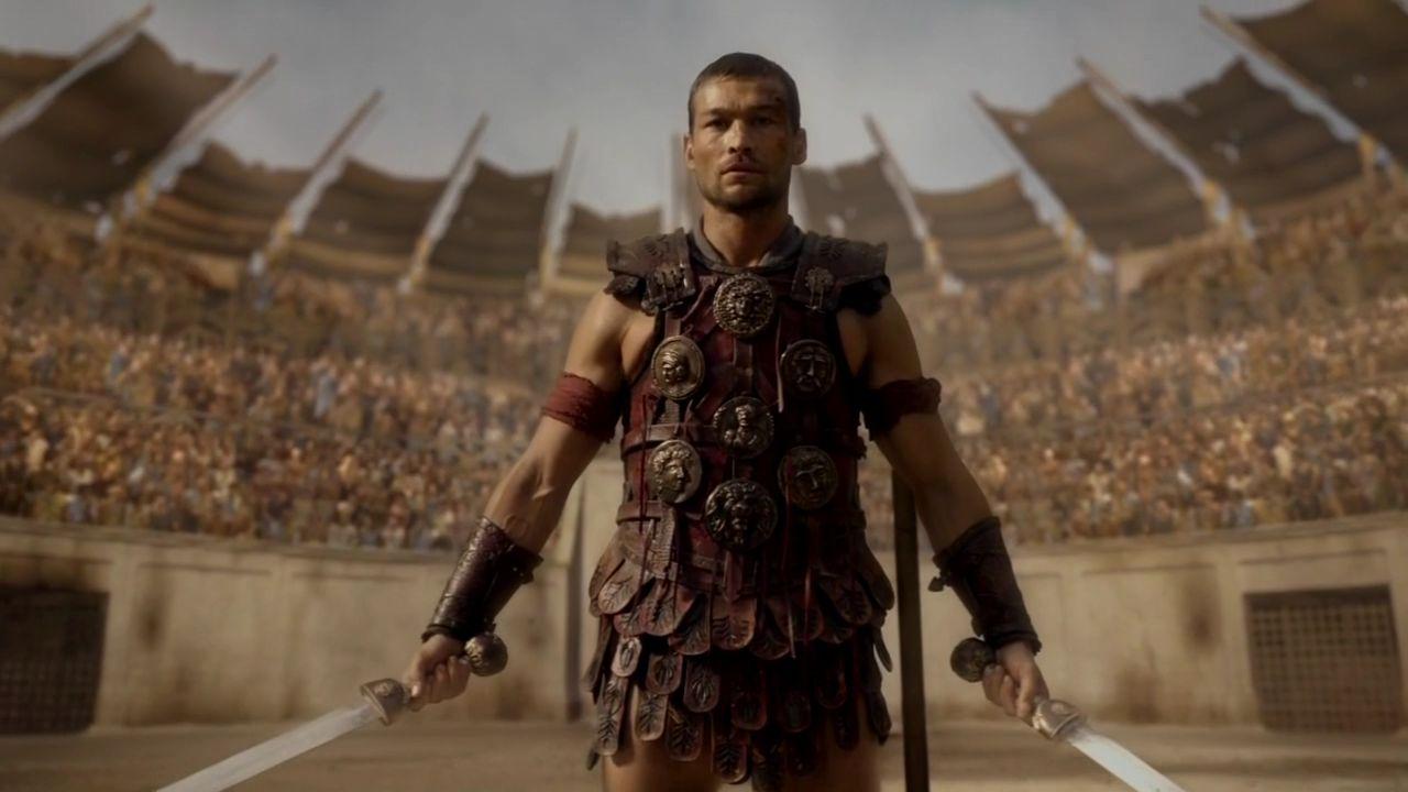 spartacus-antrenman